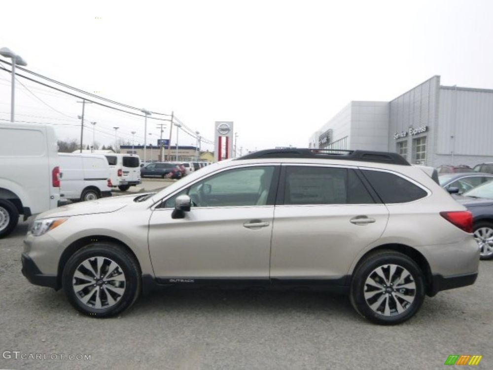 2015 Subaru Outback Limited in Tungsten Metallic
